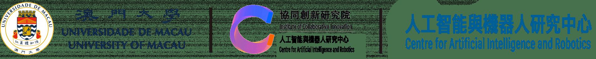 University of Macau | Centre for Artificial Intelligence and Robotics Logo